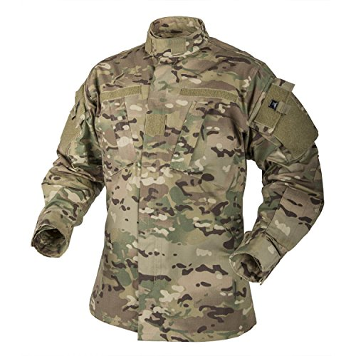 Ripstop-uniform (Helikon-Tex ACU Combat Shirt Uniform -Polycotton Ripstop- Camogrom)