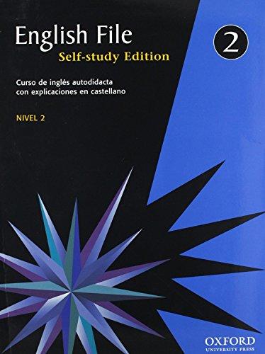 English File 2: Self Study (English File First Edition)