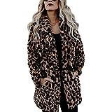 Parametro del prodotto: 1. Nome del prodotto: Cappotto lungo del modello del cappotto di lana artificiale del leopardo della stampa di modo 2. Materiale del prodotto: lana artificiale 3....