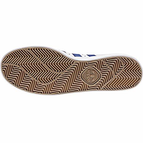 adidas Superstar Vulc ADV, Chaussures de Skate Homme Blanc (Ftwbla/Reauni/Dormet)