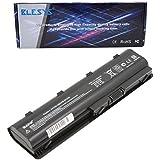 BLESYS - 6cell HP batería MU06 MU09 593553-001 593554-001 593562-001 Ordenador portátil del reemplazo de la batería Fit HP Compaq Presario CQ42 CQ32 CQ43 CQ56 CQ62 CQ57 CQ72, Pavilion DM4 batería, HP G6 g62 G72 G56 Batería portátil