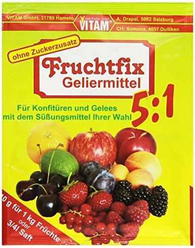 Vitam Fruchtfix Geliermittel, 12er Pack (12 10 g)