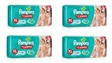 Pampers Pant Light And Dry Baby Diapers, XL 48 Pieces (Pack Of 4)