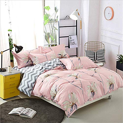 SHJIA Kid Bettbezug Set Bettbezug Erwachsene Kind und Kissenbezüge Tröster Bettwäsche Set A 220x240cm -