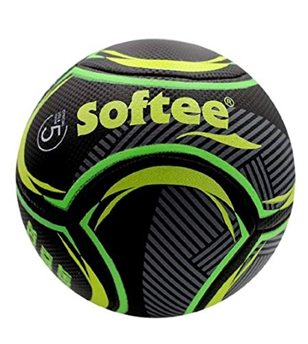 Softee Balon Futbol Playa Light Negro