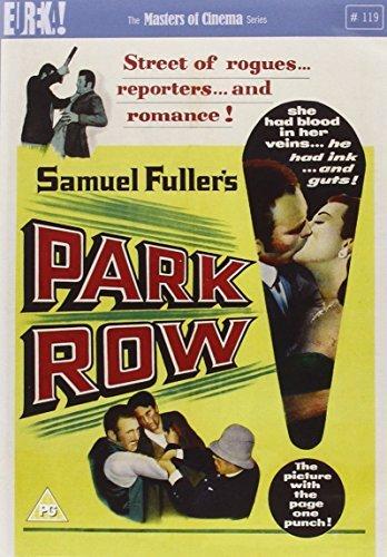 PARK ROW (Masters of Cinema) (DVD) [1952] by Gene Evans