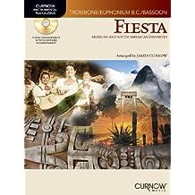 Fiesta: Mexican and South American Favorites - Trombone/Euphonium B.C.
