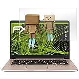 atFolix Bildschirmfolie kompatibel mit Asus VivoBook S15 S510UQ Spiegelfolie, Spiegeleffekt FX Schutzfolie