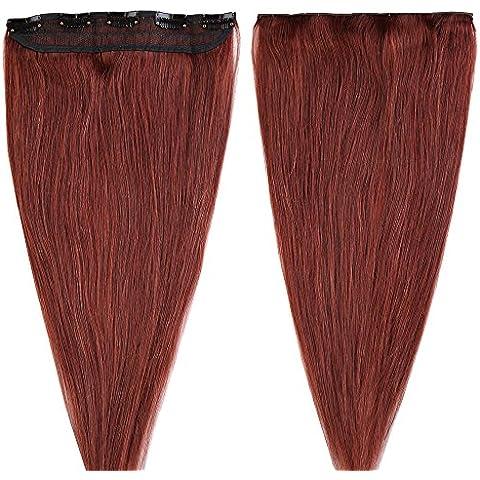 Hair Extension Clip Remy Capelli Umani Veri