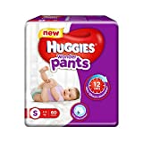 #2: Huggies Wonder Pants Small Size Diapers (60 Count)