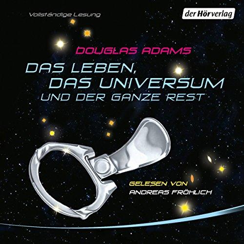 Buchseite und Rezensionen zu 'Das Leben, das Universum und der ganze Rest' von Douglas Adams