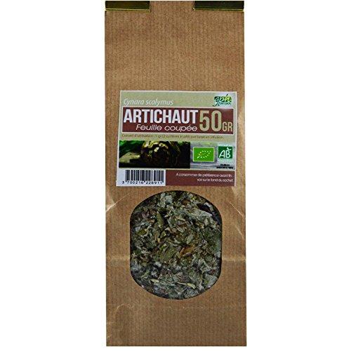 Tisane Artichaut feuille Bio - 50 gr