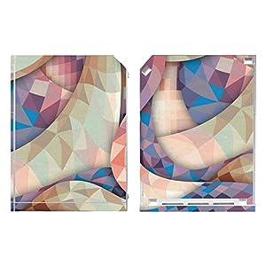 Disagu SF-sdi-3482_1230 Design Schutzfolie für Nintendo Wii stehend Motiv Abstrakt 01″ klar