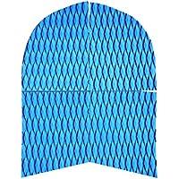 NON 4 Piezas Adhesivo Antideslizante EVA Sup Paddleboard Longboard Tabla De Surf Almohadilla De Tracción del