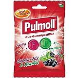 Pulmoll Duo-Gummipastillen Beeren-Mix & Menthol (2 x 100g)