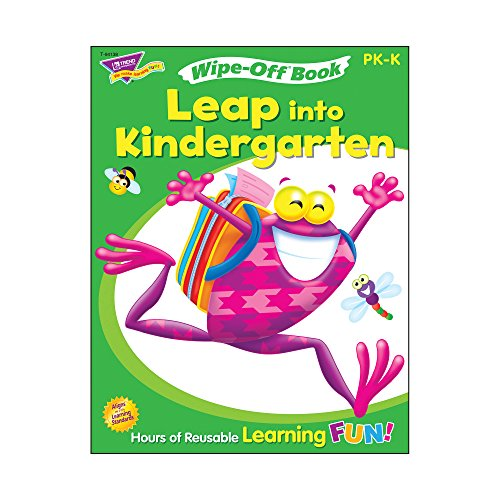 Tendance Enterprises Inc. T-94138 Get Ready For K-2 Grenouille-Tastic