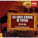 Les Chefs-d'Oeuvre de l'Opéra (Coffret 50 CD)