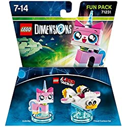 TT Games Lego Dimensions Fun Pack - Lego Movie: Unikitty