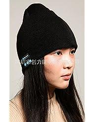 Chapeau de musique Bluetooth sans fil à tricoter Bluetooth