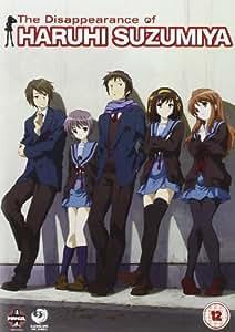 The Disappearance of Haruhi Suzumiya [DVD]