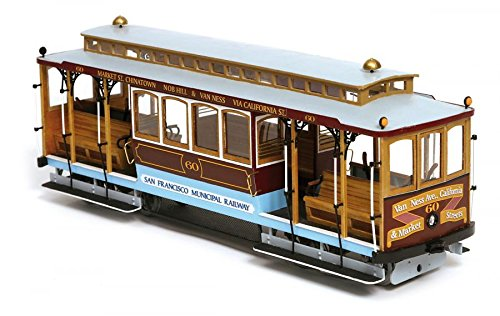 Occre 53007 San Francisco Cable Car Passend zu LGB