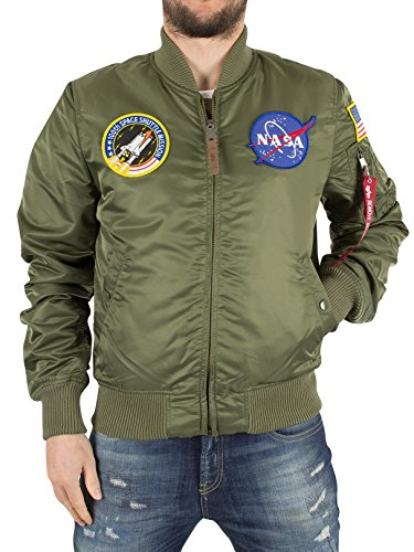 bombers-ma-1-nasa-patch-nylon-kaki-pour-homme-