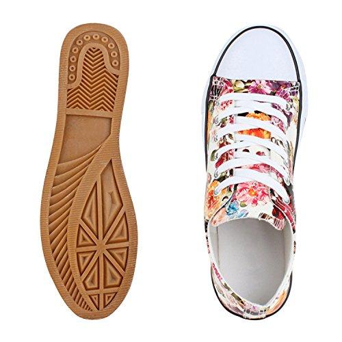 Sneakers Best-boots Chaussures De Sport Pour Femmes Chaussures Cords Slipper Weiss New