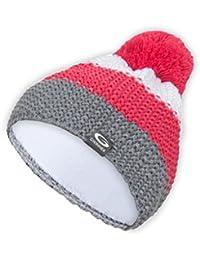 gWinner tricot laine mérinos Bonnet Bobble Bonnet avec R7