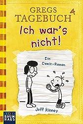 Baumhaus Verlag: Gregs Tagebuch 4 - Ich war's nicht!