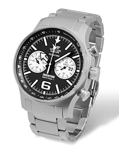 Vostok Europe Expedition Polo Norte 1Chrono Reloj de hombre 5955199de B