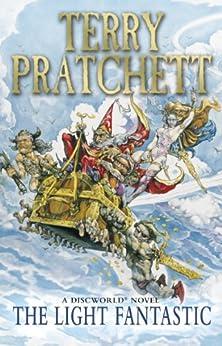 The Light Fantastic: (Discworld Novel 2) (Discworld series) by [Pratchett, Terry]