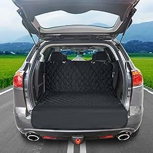 focuspet kofferraumschutz autoschondecke hundedecke auto kofferraumdecke f r hunde. Black Bedroom Furniture Sets. Home Design Ideas