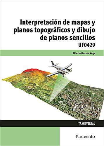 Interpretación de mapas y planos topográficos y dibujo de planos sencillos por ALBERTO MORENO VEGA