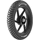 TVS Tyres Jumbo poly X 100/90-18 56P Tube-Type Bike Tyre,Rear