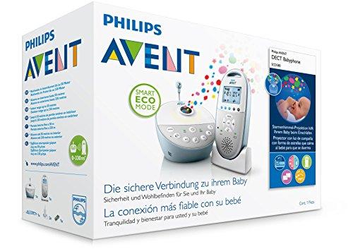 Philips Avent SCD580/00 Babyphone, weiß - 7
