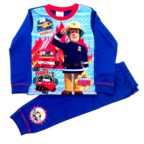 Licensed Fireman SAM Boys Pyjamas