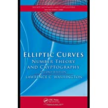 (Elliptic Curves: Number Theory and Cryptography) By Washington, Lawrence C. (Author) Hardcover on (04 , 2008)