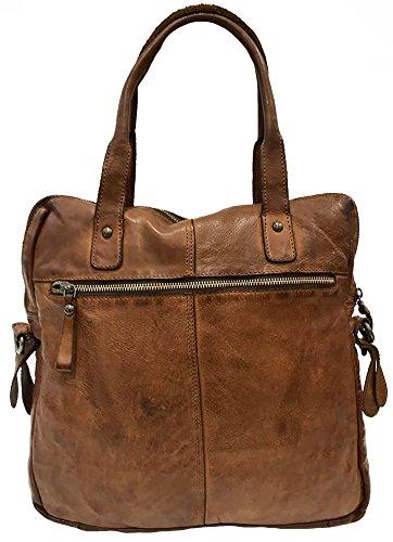 94f60e15f6b3d ... Damen Tasche Orione Paul.hide Beutel Handtasche Schultertasche Vintage  Geflochten Geflochtene Gewaschenes Leder Made In ...