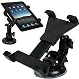 Verstellbare Universal KFZ Saugnapf Halterung für Apple iPad 4/3/2 Mini Air Acer Iconia B1–710 Tablet One 7 Tab a3-a20 10.1 Allwinner 25,7 cm A33 A31S Quad Core Amazon Kindle Fire HD 7 Archos 101 G9 25,7 cm 70 Xenon ASUS MeMO Pad Bush 17,8 cm Dell Venue 3730 Samsung Galaxy Tab 3 P3200 8 T310 4 SM-T230 T530 T700 T800 Google Nexus 2012 Android Tablet HP SLATE Kobo Arc HD LENOVO A10 10.1 Bildschirm A8–50 A5500 IdeaTab A1000 S5000 LG G Pad V400 V700 Nook HD Tablet Sumvision Cyclone Zoostorm SL8 Mini