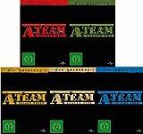 A-Team - Season / Staffel 1+2+3+4+5 - komplette Serie Collection 25 DVDs