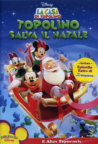 La casa di Topolino - Topolino salva il Natale