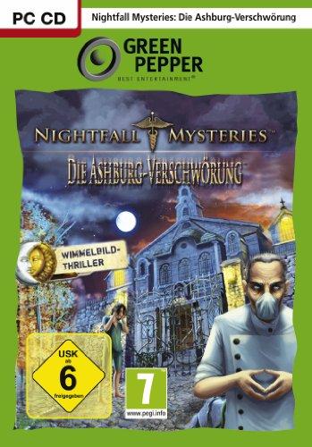 Nightfall Mysteries - Die Ashburg-Verschwörung Green Pepper  [Edizione: Germania]