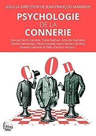 Psychologie de la connerie par Jean-François Marmion