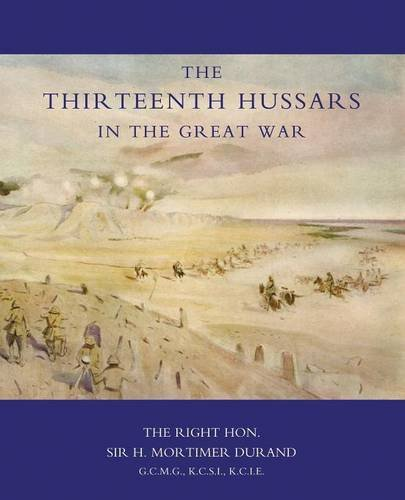 THIRTEENTH HUSSARS IN THE GREAT WAR