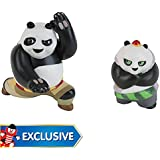 Dreamworks – Kung Fu Panda 3 – Po & Bao – 2 Figurines 6 cm
