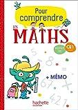 Pour comprendre les maths CE1 - Fichier élève - Ed. 2018...