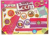 #9: Super Amazing Loom Band Kit with 2 Looms that can be Joined, 1500+ Bands