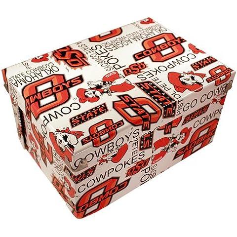 Sport coleccionistas gremio Oklahoma State University OklahomaStateBoxxer diseños en una caja de regalo