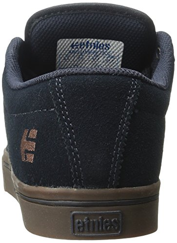 Etnies Herren Jameson 2 Eco Skateboardschuhe Blau (464/NAVY/NAVY/GUM)