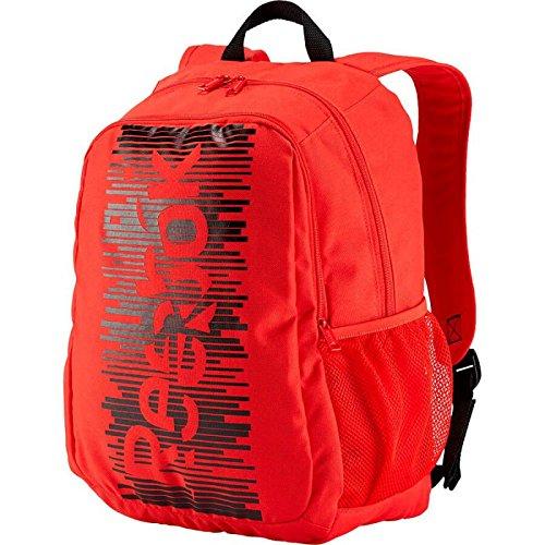 Reebok Unisex Royal Graphic Backpack Junior Sporttaschen Rojo (Riored)